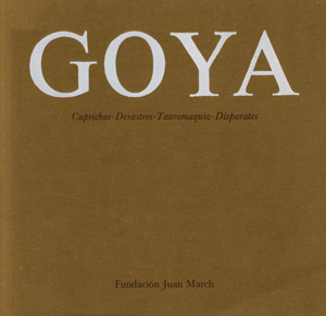Front Cover : Goya