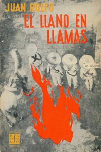 Front Cover : El llano en llamas
