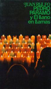 Front Cover : Pedro Páramo y El llano en llamas