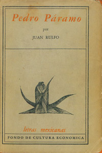 Front Cover : Pedro Páramo