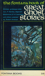 Front Cover : Great ghost stories