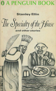 Front Cover : The specialty of the house and other stories