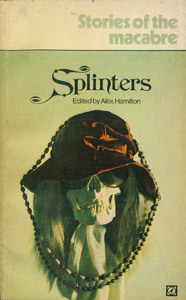 Front Cover : Splinters