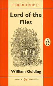 Front Cover : Lord of the flies