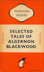 Front Cover : Selected tales of Algernon Blackwood