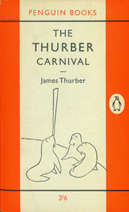 Front Cover : The Thurber carnival
