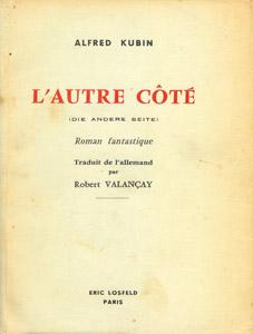 Front Cover : L' autre côté