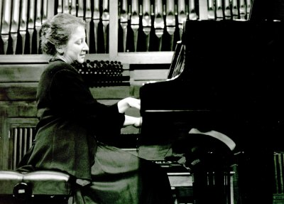 Elza Kolodin. Concierto Nocturnos para piano