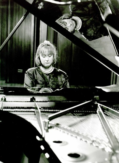 Esther Andueza. Recital de piano
