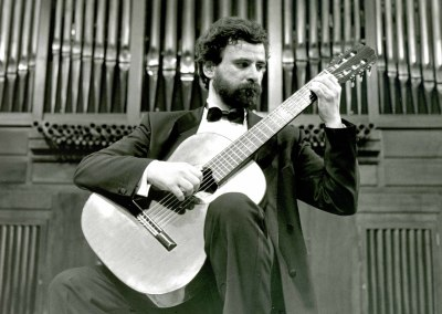 Antonio de Innocentis Concierto Integral de la obra para guitarra sola - Paganini y la guitarra