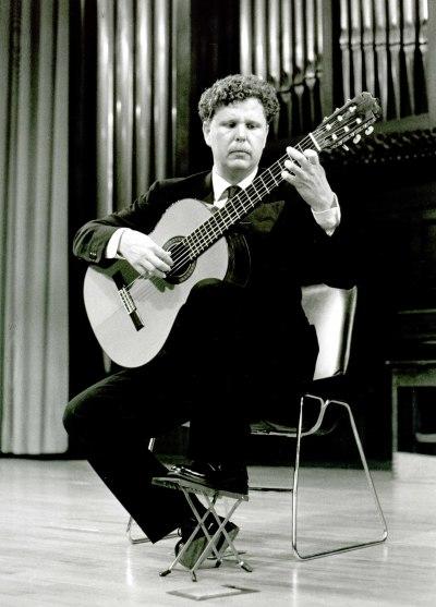 Ramón Magaz. Recital de guitarra