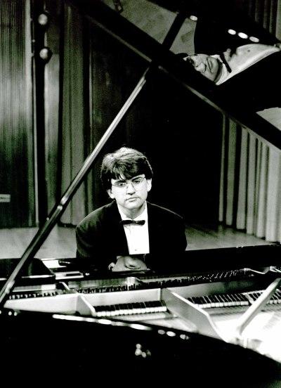 José María Parra. Recital de piano