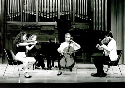 Escuela Superior de Música Reina Sofía. Concierto Escuela Superior de Música Reina Sofía