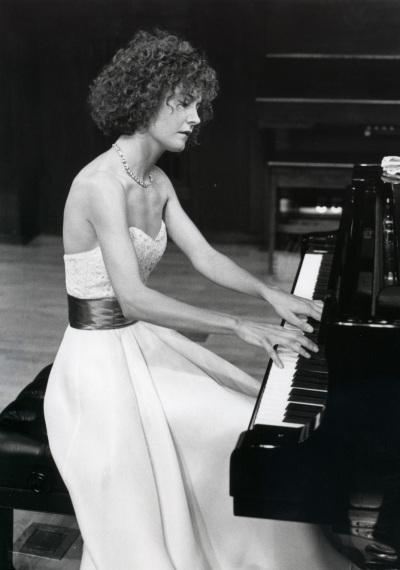 Ester Pineda. Recital de piano
