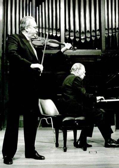 Agustín León Ara y José Tordesillas. Concierto Beethoven: integral de la obra para violín y piano
