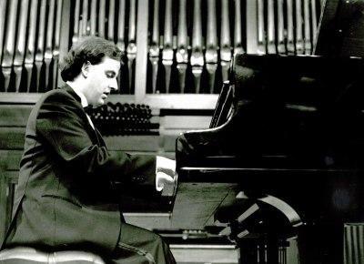 Miguel Jorba. Recital de piano