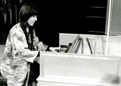 Esther Morales Cañadas. Recital de clave