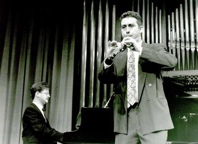 Cayetano Castaño y Francisco Luis Santiago. Concierto Del oboe barroco al contemporáneo