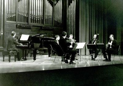 Grupo Muriac. Concierto Músicas para viento