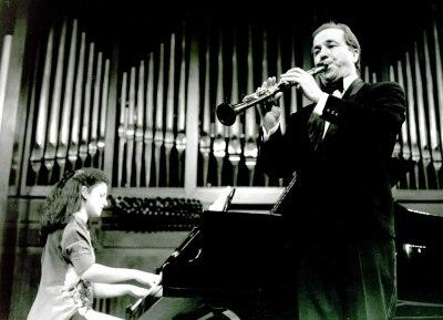 Agapito Verdaguer Agustí y Mª Rosa Greco. Recital de clarinete y piano