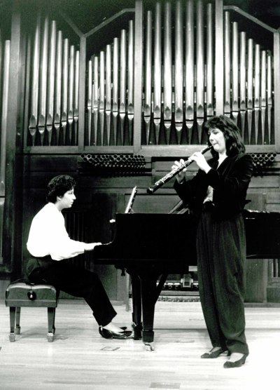 Carmen Guillén y Isabel Fátima Hernández. Recitales para Jóvenes
