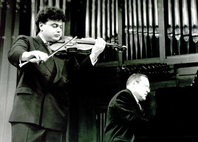 Luis Rego y Manuel Guillén. Concierto Música de cámara francesa
