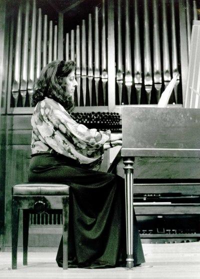 Mercedes Pomillo. Recital de clave
