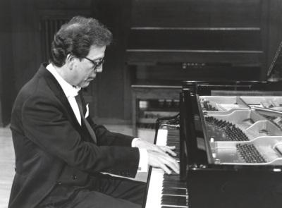 Agustín Serrano. Concierto Mendelssohn: obra para piano