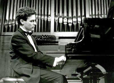 Mariano Ferrández Castillo. Recital de piano