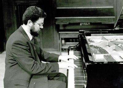 Alberto González Calderón. Recital de piano