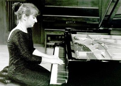 Carolina Bellver. Recital de piano