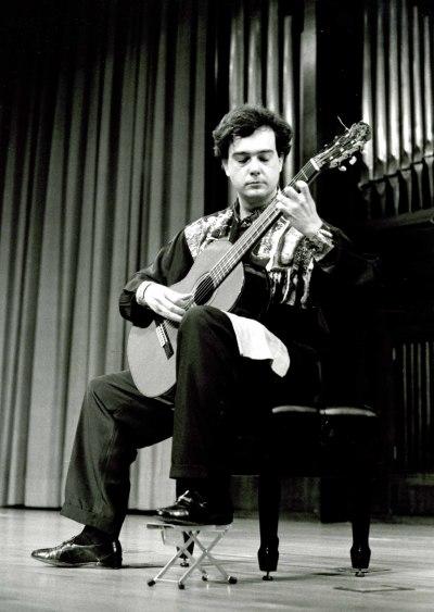 Pedro Martín Martín. Recital de guitarra