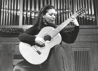 Ana Carpintero. Recital de guitarra