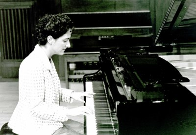 Elena Riu. Recital de piano