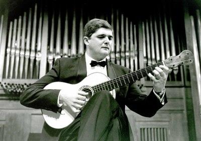 Paulino García Blanco. Concierto La guitarra romántica