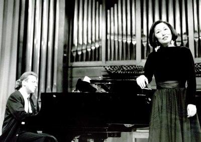 Pablo Puig y Mihoko Izumi. Recital de canto y piano