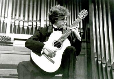 Ignacio Rodes. Concierto La guitarra romántica