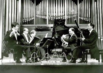 Quinteto Aulos. Concierto Dos imágenes del nacionalismo ruso: Rimsky-Korsakov y Anton Rubinstein