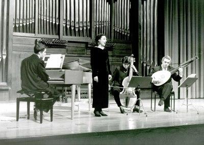 Grupo Parnaso Español. Concierto Henry Purcell y la música inglesa