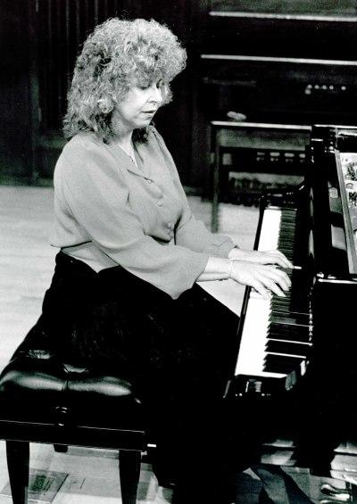 Raquel Boldorini. Recital de piano