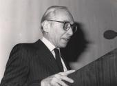 Leo Castelli. Conferencia inaugural de la Exposición Joseph Cornell, 1984