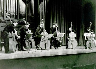 Escuela Superior de Música Reina Sofía. Recital de contrabajo y piano