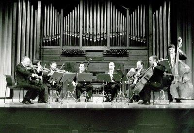 Camerata Concertante. Concierto Schubert: música de cámara