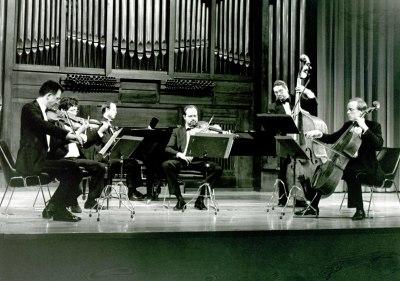 Ensemble de Madrid. Concierto Música de salón: el sexteto con piano