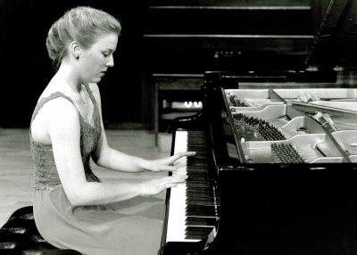 Uta Weyand. Concierto Música de salón: el sexteto con piano