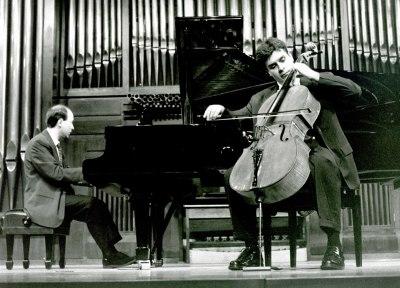 Miguel Jiménez y Alfonso Peciña. Recitales para Jóvenes