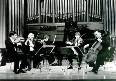 Cuarteto de Cuerda Martí i Soler y Marisa Blanes Nadal. Concierto Gabriel Fauré