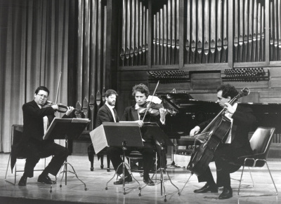 Montsalvatge Piano Quartet. Concierto Aula de (Re)estrenos (24)