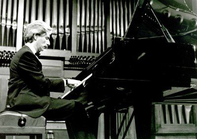 Antonio Toscano. Recital de piano