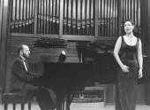Kennedy Moretti y Marina Pardo. Recital de canto y piano , 1996